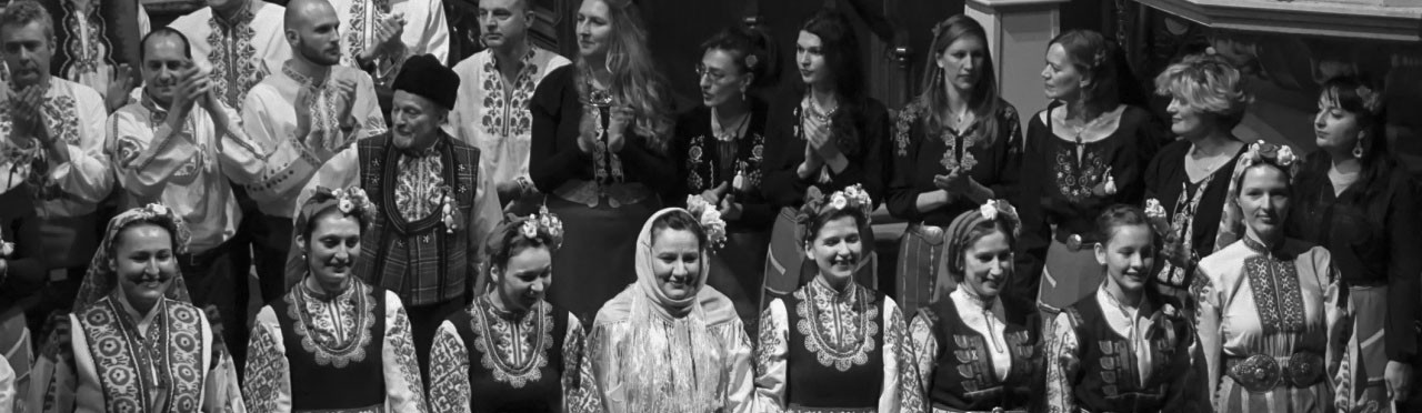 London Bulgarian Choir - Spring Festival 2016